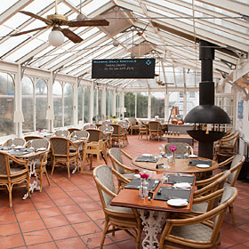 The Conservatory at The Masonic Arms