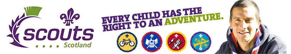 Galloway Scouts - all about Scouting in Galloway
